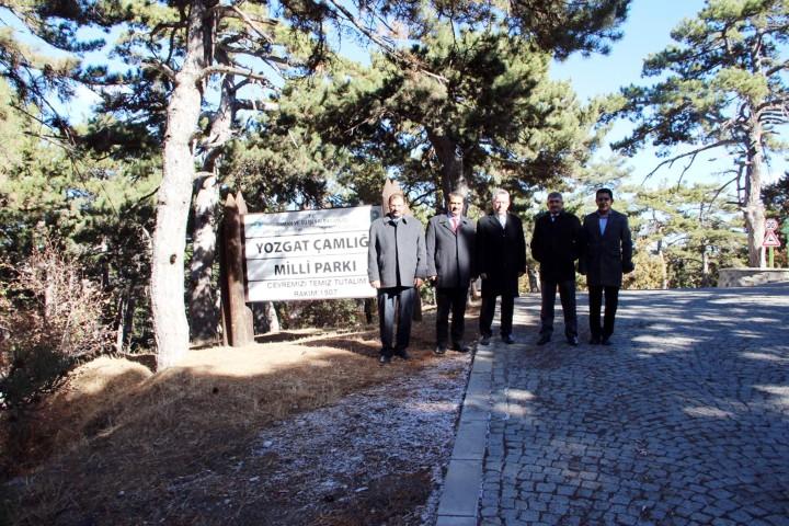 Çamlık Milli Parkın işletmesini belediye yapacak