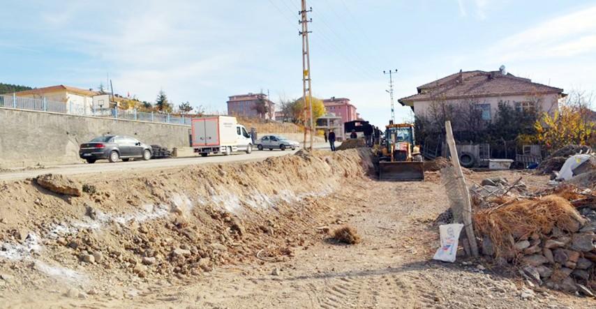 Bozkurt: Yapılan ve yapımı devam  eden çalışmalarla ilçenin çehresi değişiyor