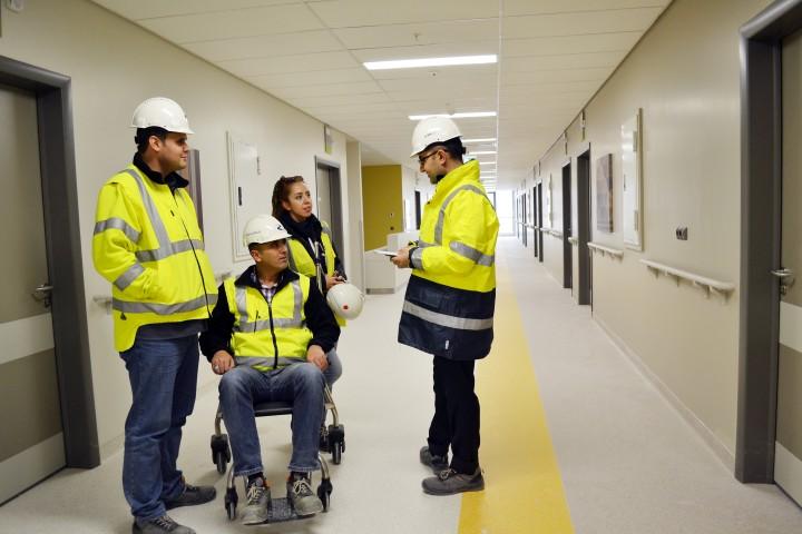 Yozgat Şehir Hastanesi  engelsiz hastane olacak
