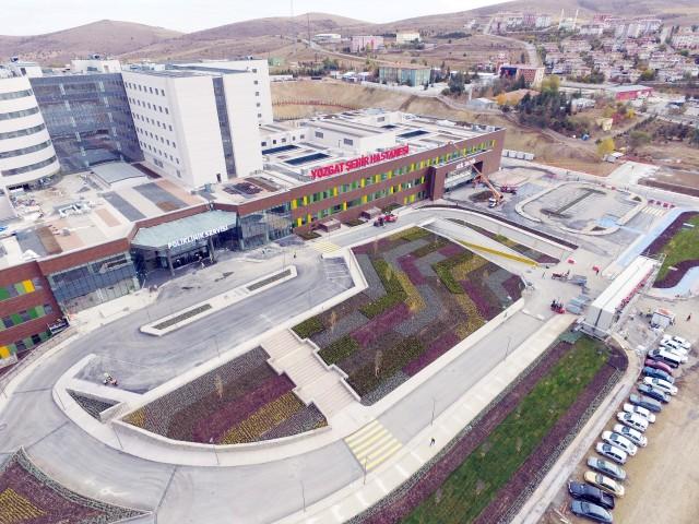 Şehir Hastanesinde daha  kaliteli sağlık hizmeti sunulacak