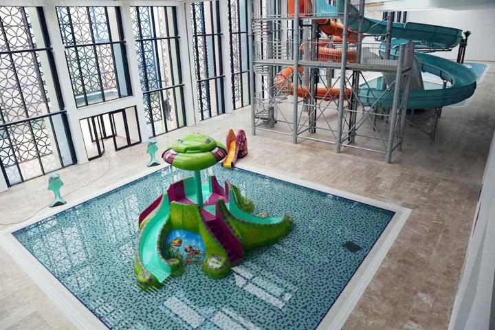 Yurtnaç: Aquaparkla kadınlarımız  özlediği mekana kavuşacak