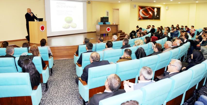 Prof. Şen: Ceviz yetiştiriciliğinde  mutlaka aşılı fidan kullanılmalı