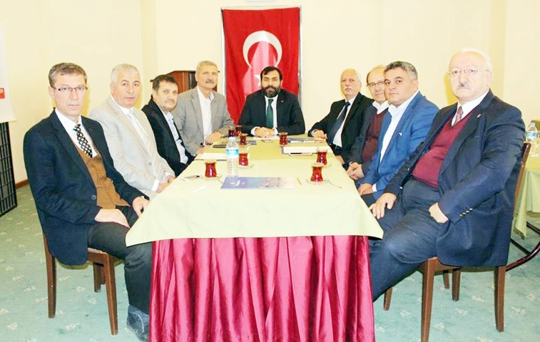 İGF'de yeni yönetim belirlendi