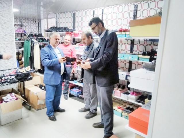 Yurtlu'dan Dost gönüllüler derneğine ziyaret