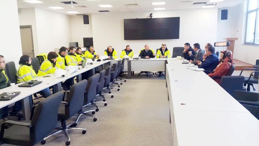 Yozgat Şehir Hastanesinin  resmi açılış süreci başladı