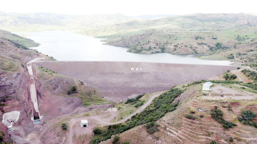 Yozgat'ın 2050 yılına kadar  içme su sorunu olmayacak