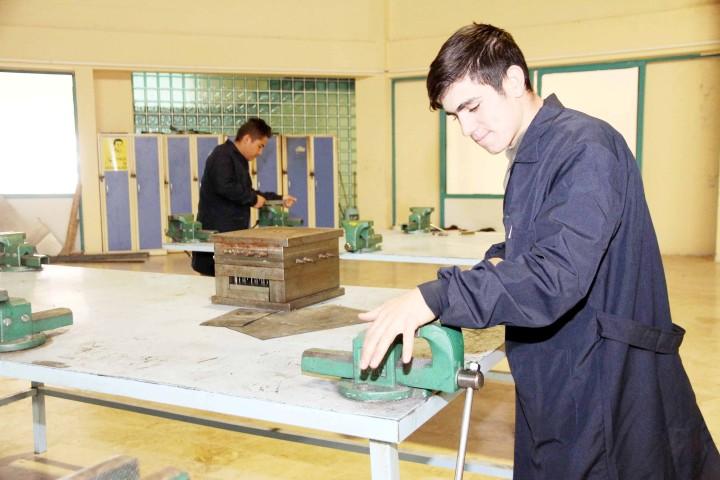 Geleceğin teknik elemanları  Yozgat'tan yetişiyor