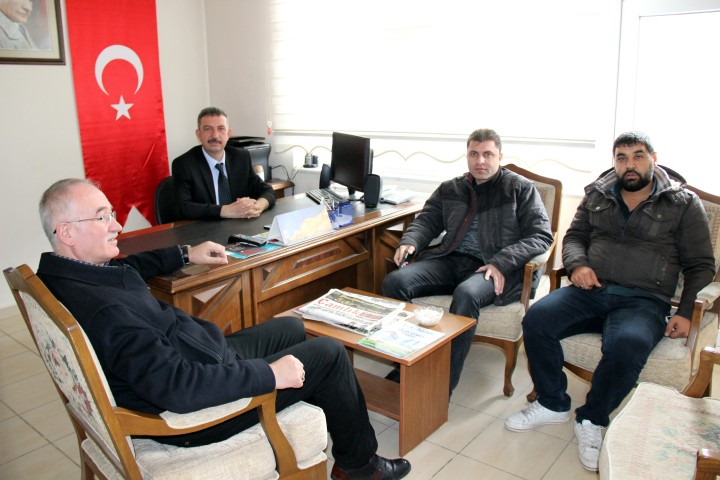 Anadolu Ajansı  Ertuğrul'a emanet