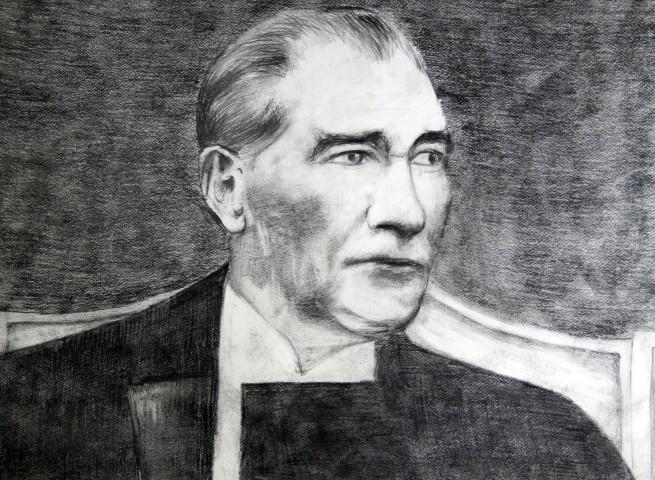 Atatürk, ölümünün 78.  yıldönümünde anıldı