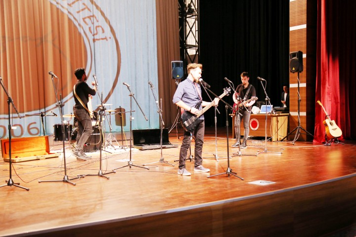 BÜ'de  Öğretmenler Günü etkinliği