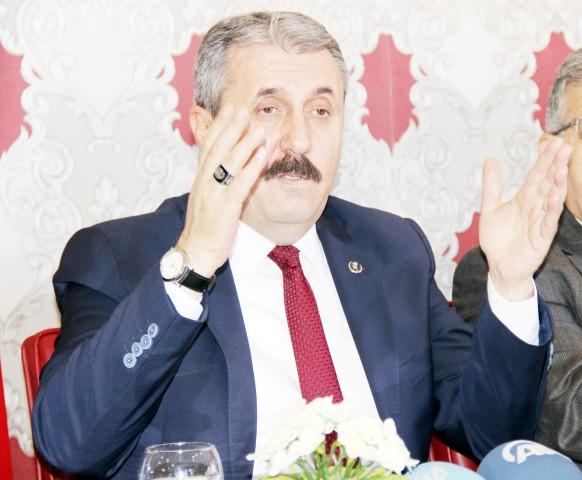 Destici: Biz sonuna kadar  Yozgat'ın yanındayız