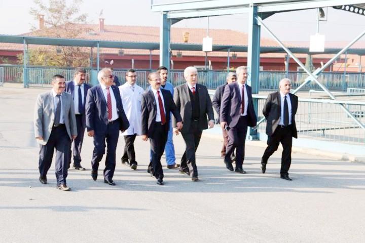 Vali Yurtnaç: Yozgat'a modern bir  hayvan pazarı kurmayı planlıyoruz