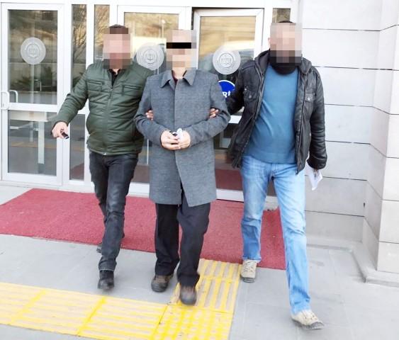 FETÖ'nün Bölge imamı tutuklandı