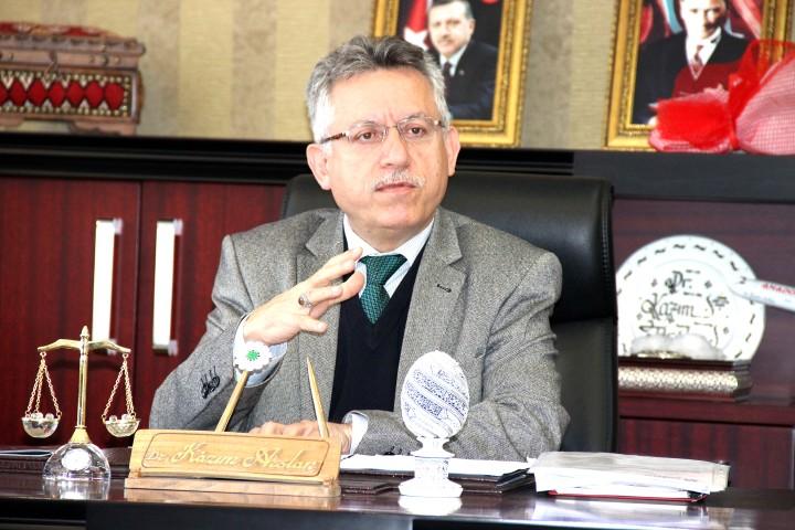 Başkan Arslan: Kapalı sebze ve  meyve pazarı ilimize hayırlı olsun
