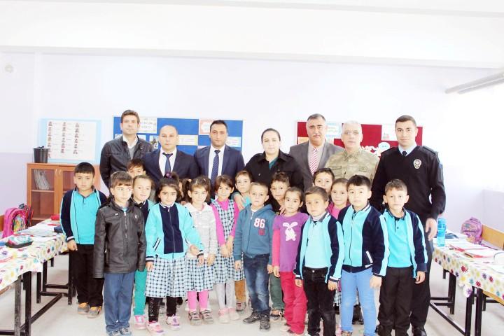 Sarıkaya Belediyesinden Sulusaray eğitimine kitap desteği