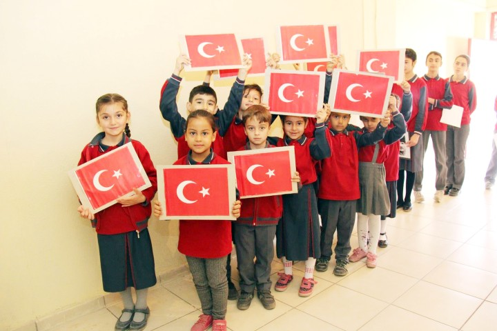 Atatürk, 78. Ölüm yıldönümünde Sarıkaya'da anıldı