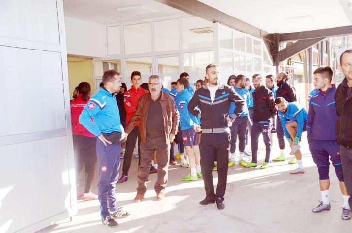 Yozgatspor stadyuma alınmadı