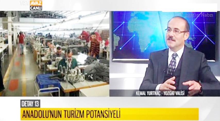 Yurtnaç TRT Avaz Detay  13 programına katıldı