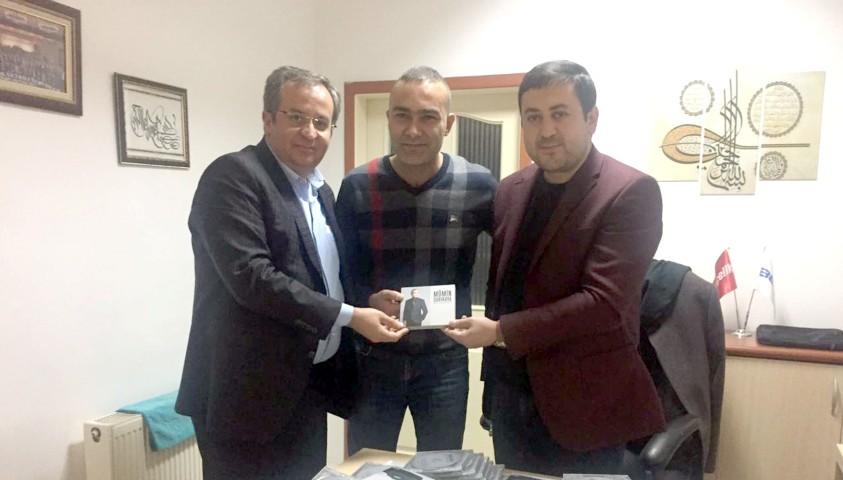 AK Parti'den Sarıkaya'ya destek