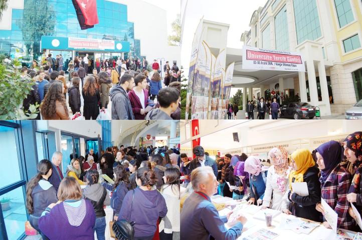 Bozok Üniversitesi, Hatay ve  İskenderun'da eğitim fuarına katıldı