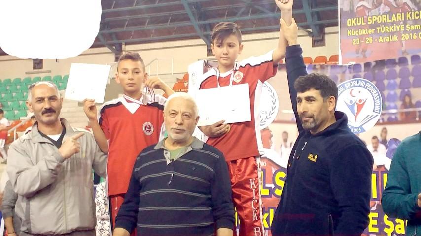 Yerköy'lü Kick-Boksculardan Büyük Başarı
