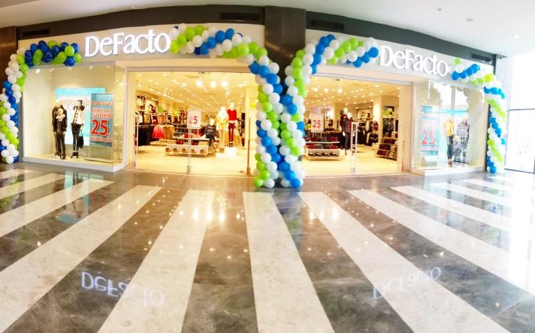 DeFacto, Yozgat'ta mağazasını açtı