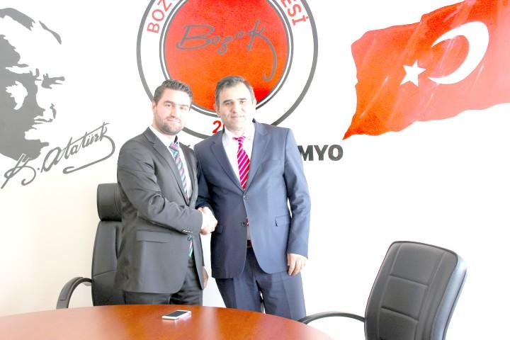 Akdağmadeni MYO  Müdürlüğüne Özalp atandı