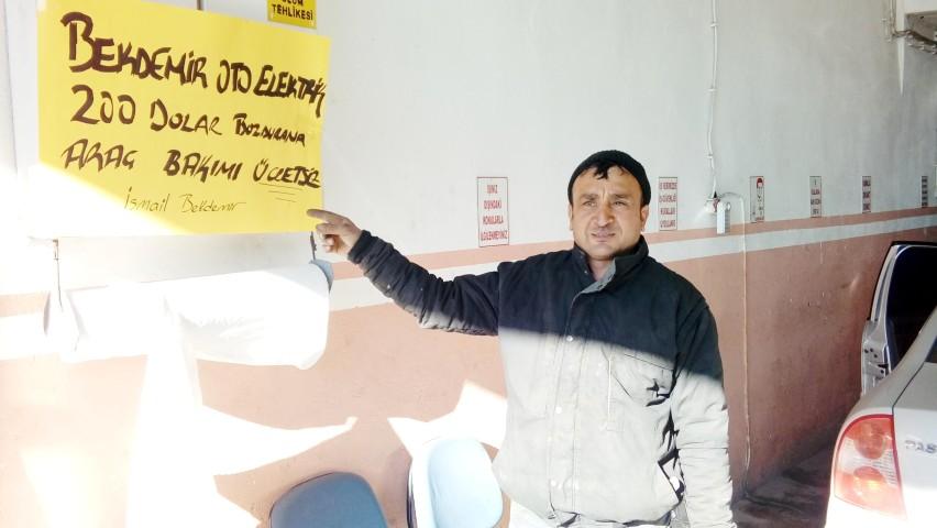 Esnaflardan 'dolarını bozdur'  kampanyasına destek