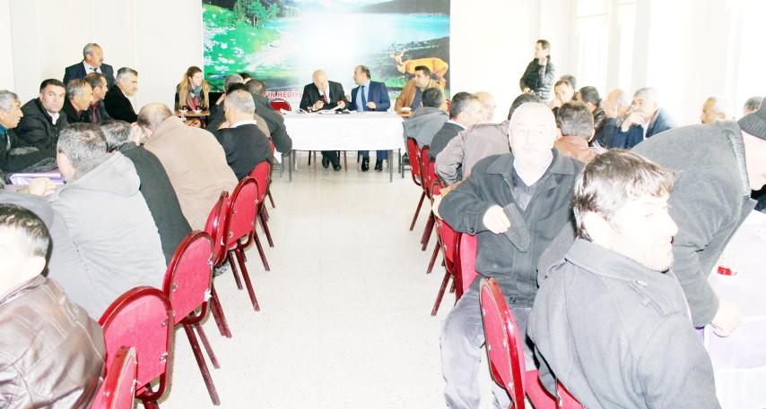 Servis soförlerine eğitim semineri verildi