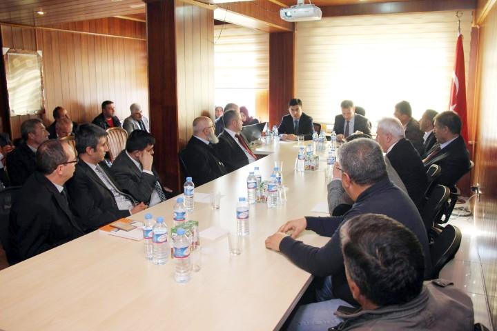 İlk kez Kent Konseyi toplantısı yapıldı