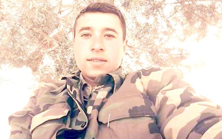 Fırat Kalkanı harekatında  yaralanan Yozgatlı asker şehit oldu