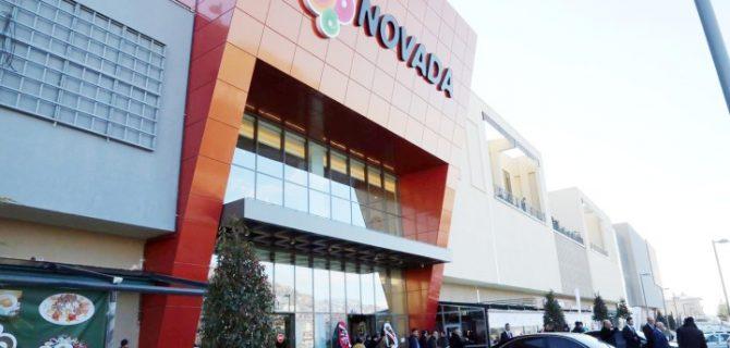 Yozgat Novada  AVM açıldı