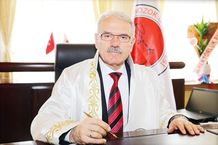 Rektör Karacabey'den hain  terör saldırısına kınama