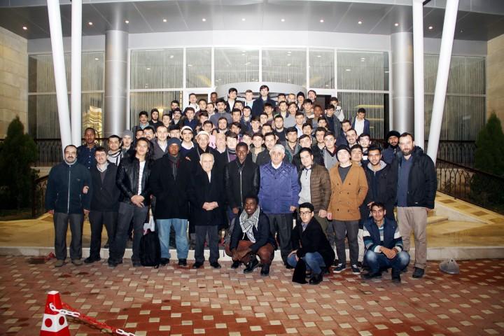 Yabancı öğrenciler Sorgun'u gezdi