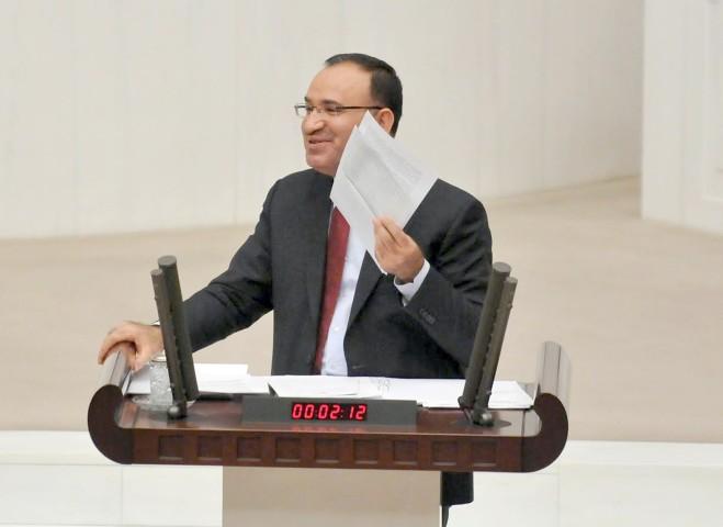 Bozdağ'dan işkence iddialarına cevap