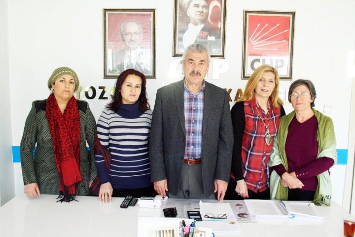CHP'den Dünya Kadın  Hakları günü mesajı