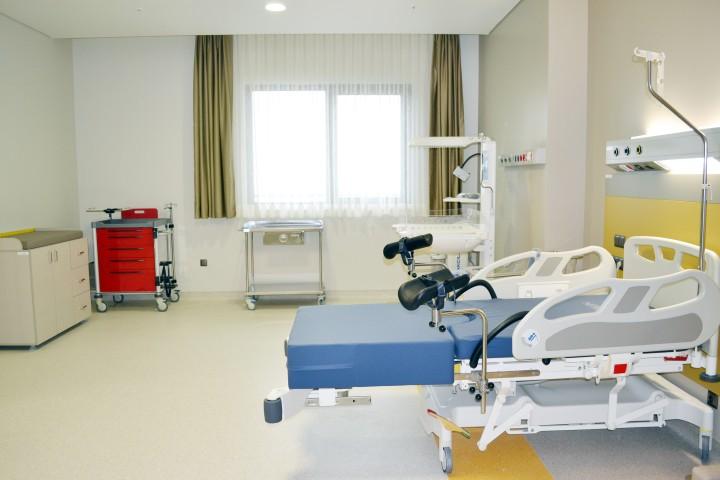 Yozgat Şehir hastanesinde tek kişilik  doğum odaları hizmete sunulacak