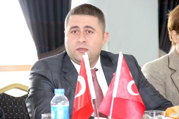 Sedef: Yozgat gerilemede ülke şampiyonu