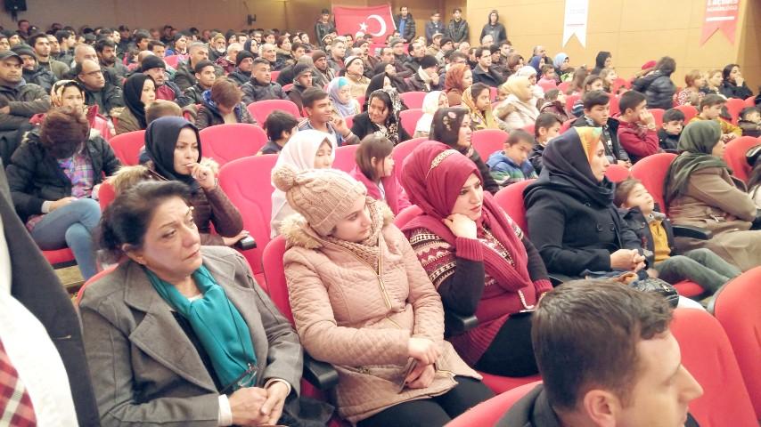Yozgat'ta 7 bin mülteci yaşıyor