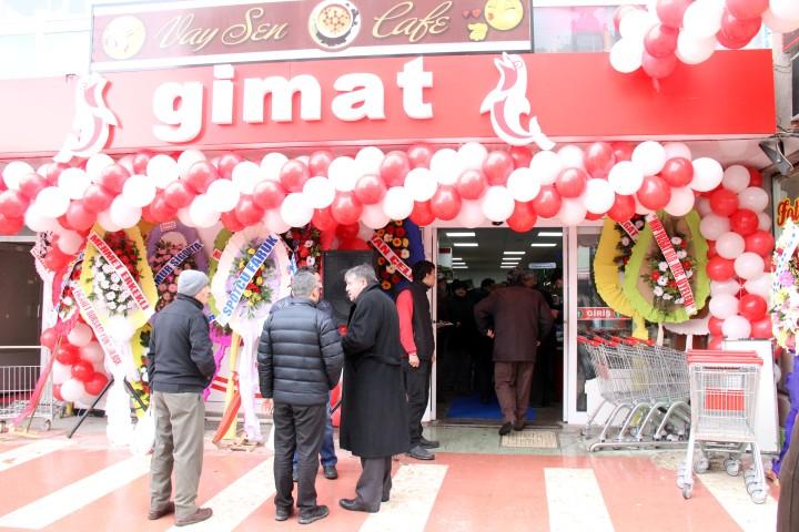 GiMAT'dan 10. mağaza