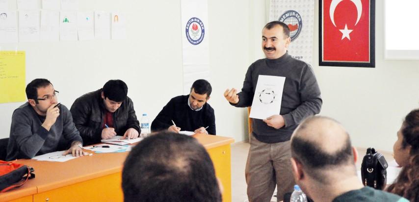 """Çekerek'te """"Eğitim çalışanları  için proje geliştirme semineri"""""""