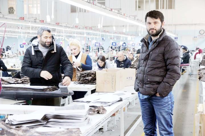 OSB'de üretilen tekstil ürünleri Avrupa'ya ihraç ediliyor