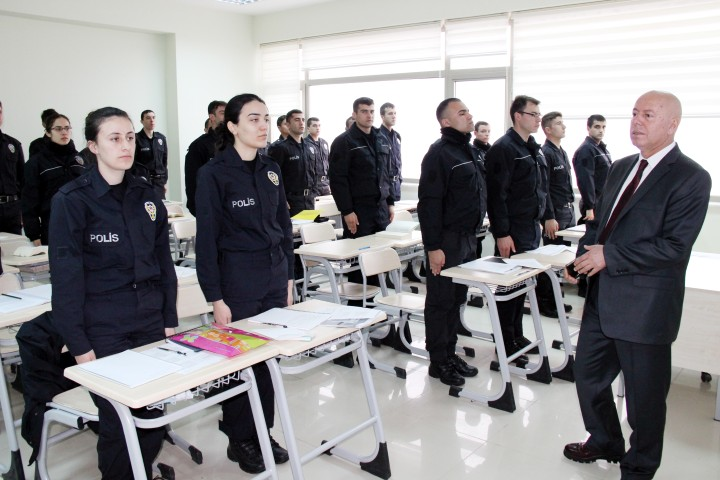 Yozgat POMEM'de bin  100 öğrenci eğitim görüyor