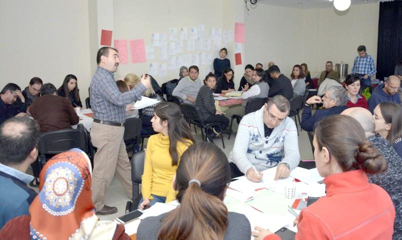Böyükata'dan, Proje hazırlama ve yürütme eğitimi