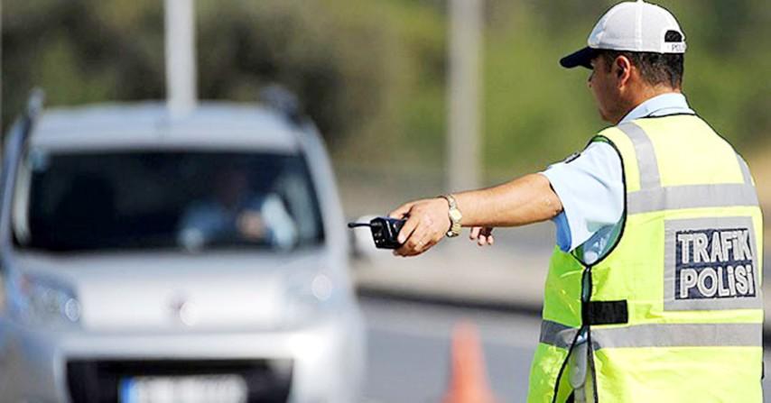 2017 Trafik cezaları belli oldu