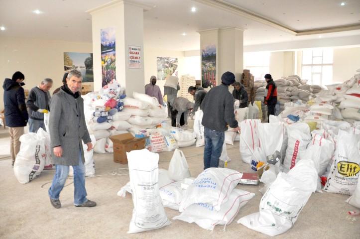 Halep için yardım  kampanyası düzenlenecek