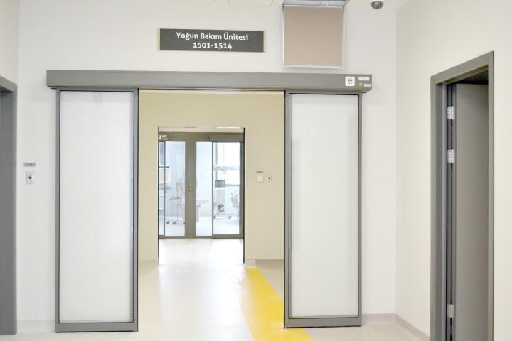 Yeni hastanenin açılmasıyla  hasta sevki azalacak