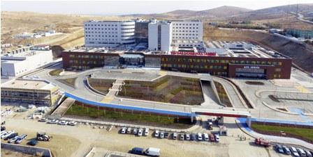 Kurca: Şehir Hastanesi devletin hastanesidir