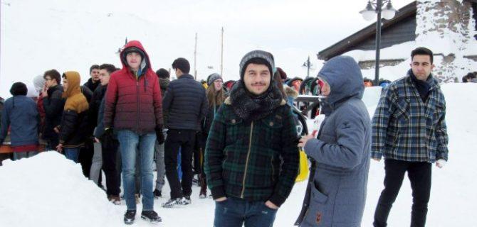 Çözüm Koleji Kayseri'ye gezi düzenledi