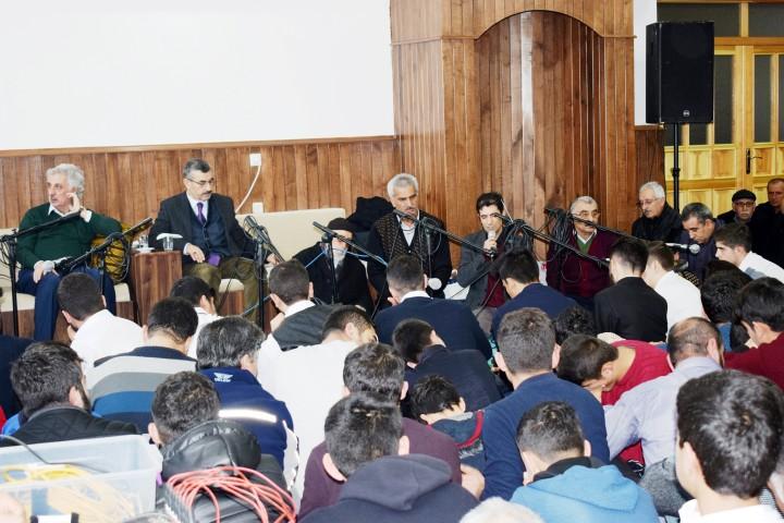 Şeyh Osman Nuri  Ölmeztoprak Anıldı